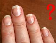 Как красить ногти на правой руке