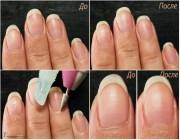 Аппаратный маникюр - фото до и после