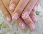 Дизайн ногтей бантики