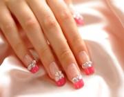 рисунки: Бантики на ногтях