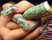 Маникюр из доллара