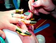 Моделирование ногтя