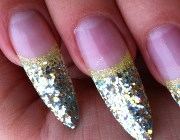 Гелевое наращивание, дизайн ногтей