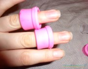 Как стирать гель лак с ногтей