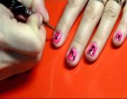 Кошки рисунки на ногтях