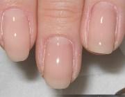 Гелевое укрепление натуральных ногтей