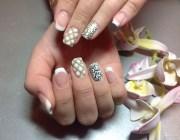 Арочные ногти
