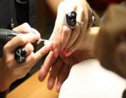 Обработка ногтей фрезой