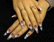 Дизайн ногтей овальной формы