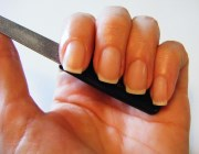 как правильно точить ногти