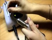 техника аппаратного маникюра