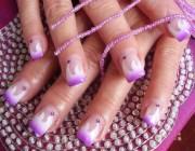 трафареты для маникюра ногтей на руках