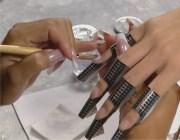 Биогелем наращивание ногтей