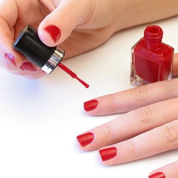Как накрасить ногти красиво