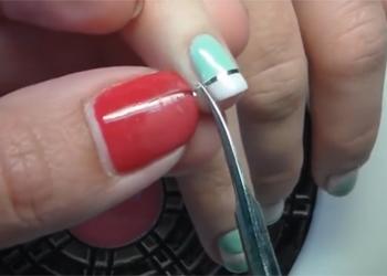 Дизайн ногтей гель-лак shellac