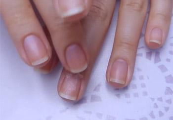 Уход за короткими ногтями