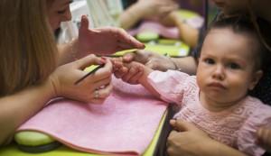 Детские ногти