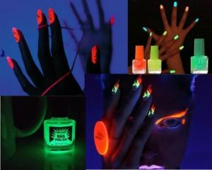 Флуоресцентные лаки