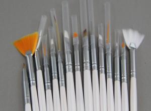 Инструменты для рисования на ногтях