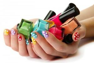 Выбор лака для ногтей