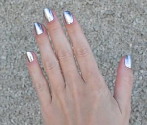 Зеркальное покрытие для ногтей