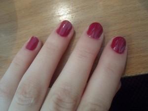 Колорама на ногтях