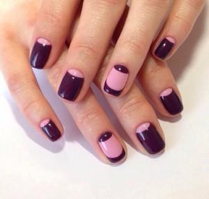 Винилюкс на ногтях