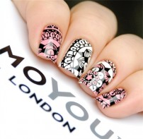 Пластины для стемпинга Moyou London