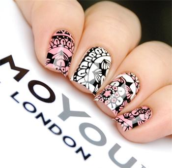 Стемпинг Moyou London