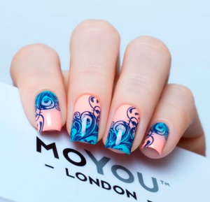 плитки для стемпинга moyou london