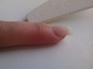Ногтевая пластина