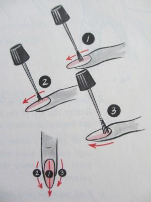 Как наносить лак