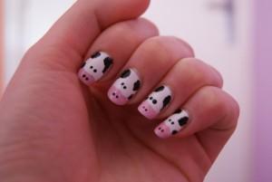 Детский дизайн ногтей