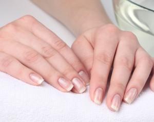 Здоровые ногти на руках