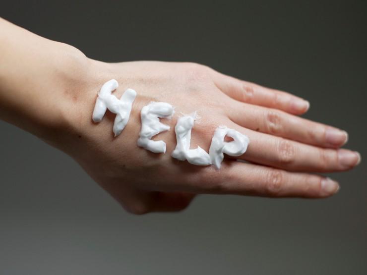 Правила ухода за кожей рук при чрезмерной сухости