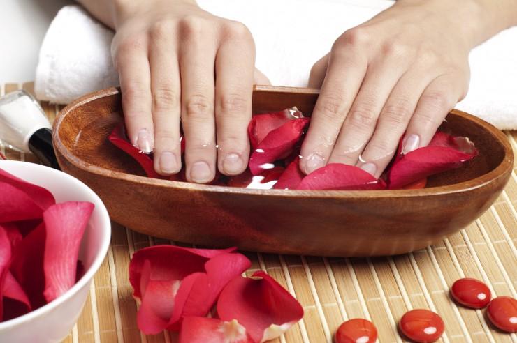 Красивые ногти после шеллака - это возможно!