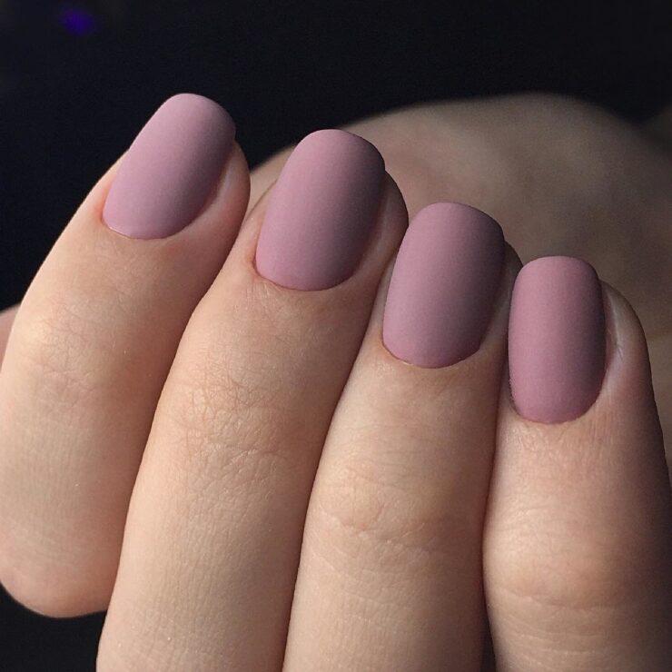 Маникюр и короткие ногти
