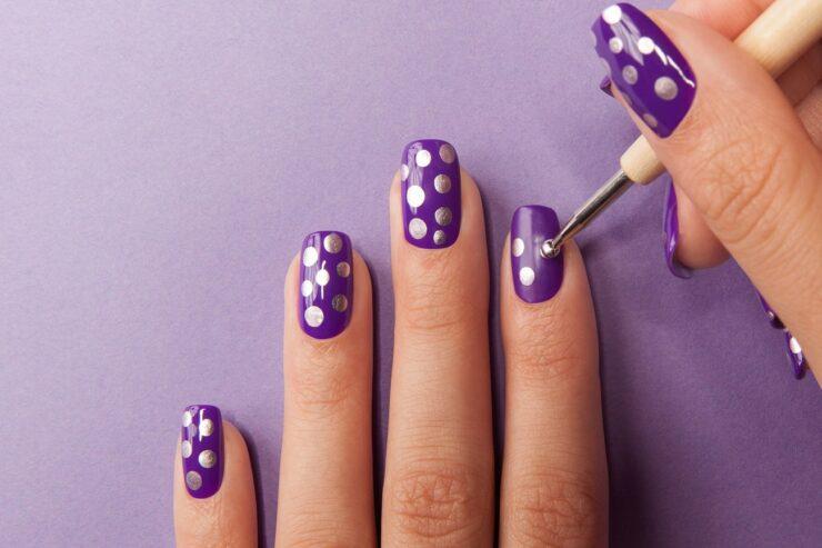 Как сделать рисунки на ногтях в домашних условиях?